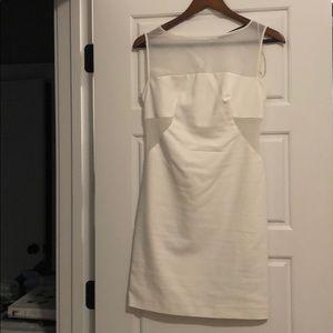 White Zara Small Dress